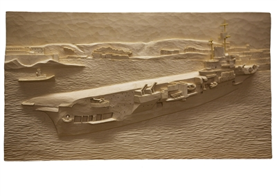 gallery/Panels/Royal-Armouries-Panels/27_Maurice_Oldale_Aircraft_Carrier_at_Malta_Sea_1.jpg