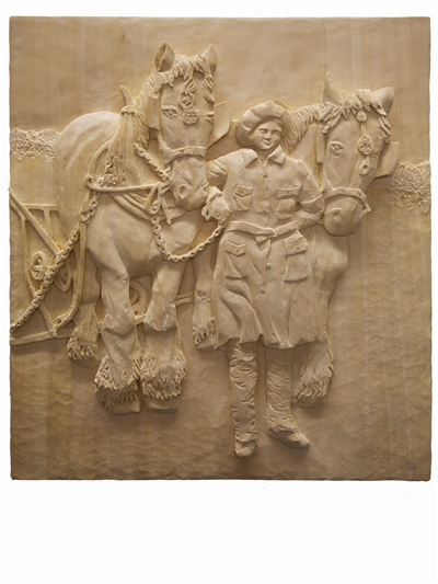 gallery/Panels/Royal-Armouries-Panels/38_Margrett_Myatt_H_Frt_3_Land_Army_Girl_with_Horses.jpg