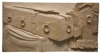 gallery/Panels/Royal-Armouries-Panels/48_Maurice_Oldale_H_Frt_13_Coffin_of_Unknown_Soldier.jpg